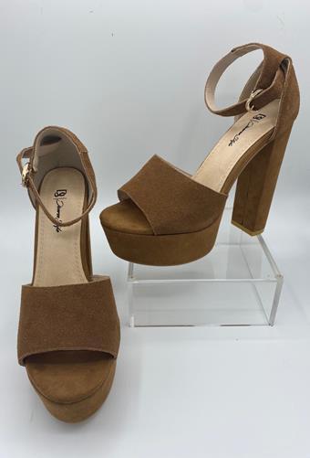 Diverse Style by Sydni Dion  Platform Heel 5075