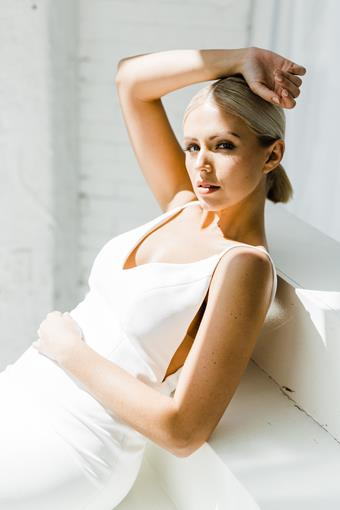 Alyssa Kristin Style #Emery