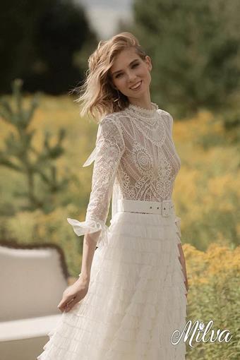 Milva Style #Blanche