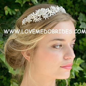 Ivory & Co Enchanted Garden #Blanche
