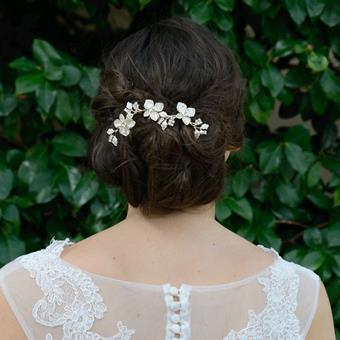 Ivory & Co Golden Haircombsbett #Buttercup