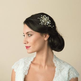 Ivory & Co Golden Haircombsbett #Camilla