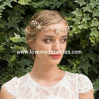 Ivory & Co Hairvines #April