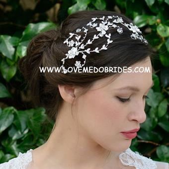 Ivory & Co Hairvines #Gretchen