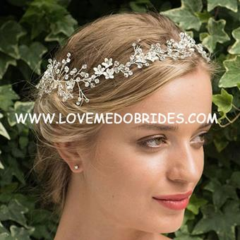 Ivory & Co Hairvines #Spring Dawn