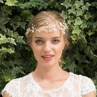 Ivory & Co Hairvines #Summer Rose