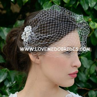 Ivory & Co Signature #Pearl Birdcage