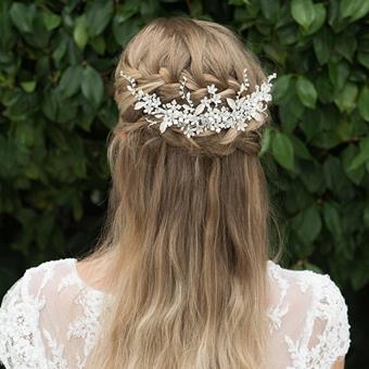 Ivory & Co Romantic Head Combs #Heather