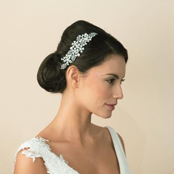 Ivory & Co Romantic Head Combs #Madrid