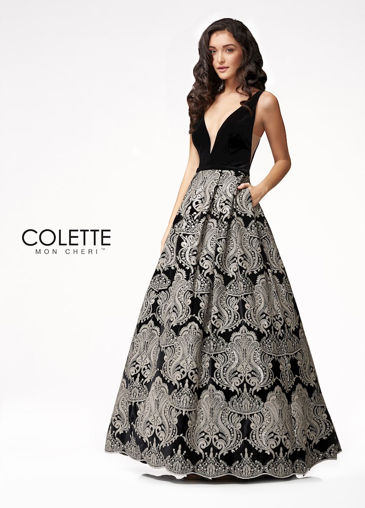 Colette for Mon Cheri CL21701