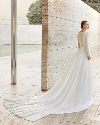 Rosa Clara Style #Elisem