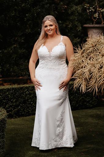 Allure Bridals 9812