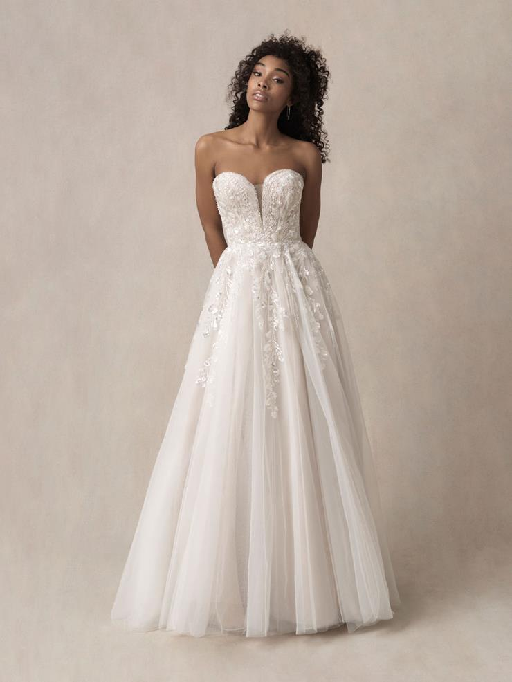 Allure Bridals Style #9852