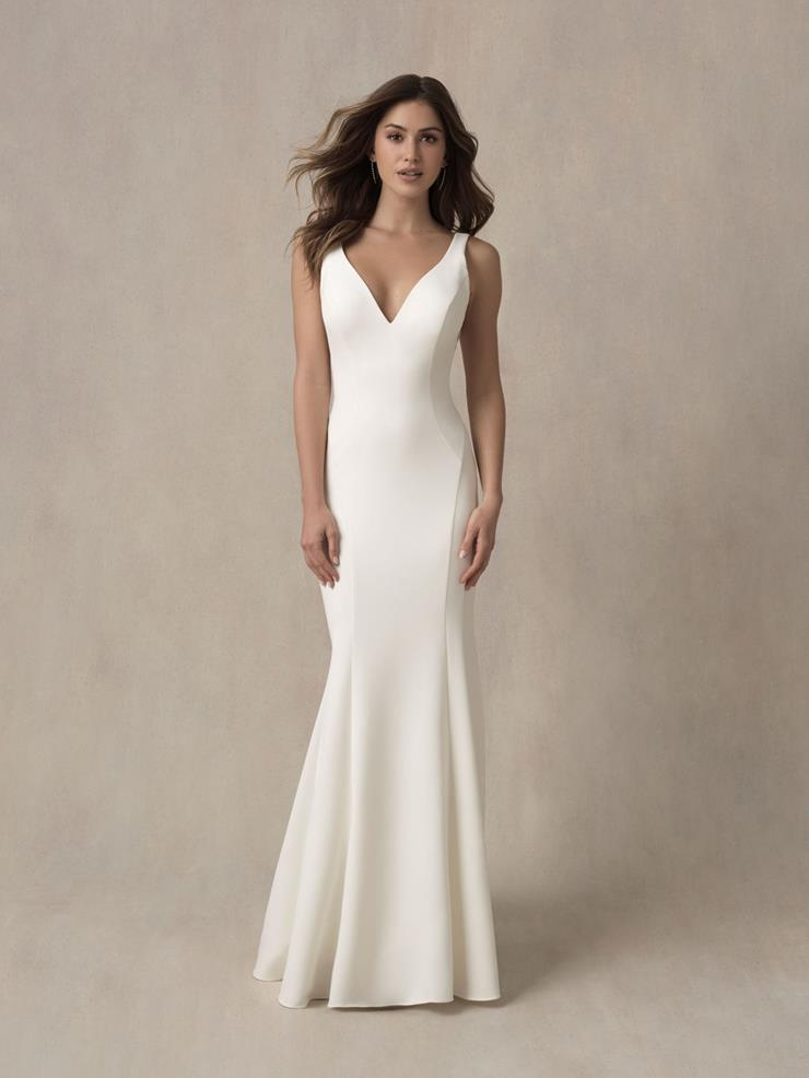Allure Bridals Style #9853