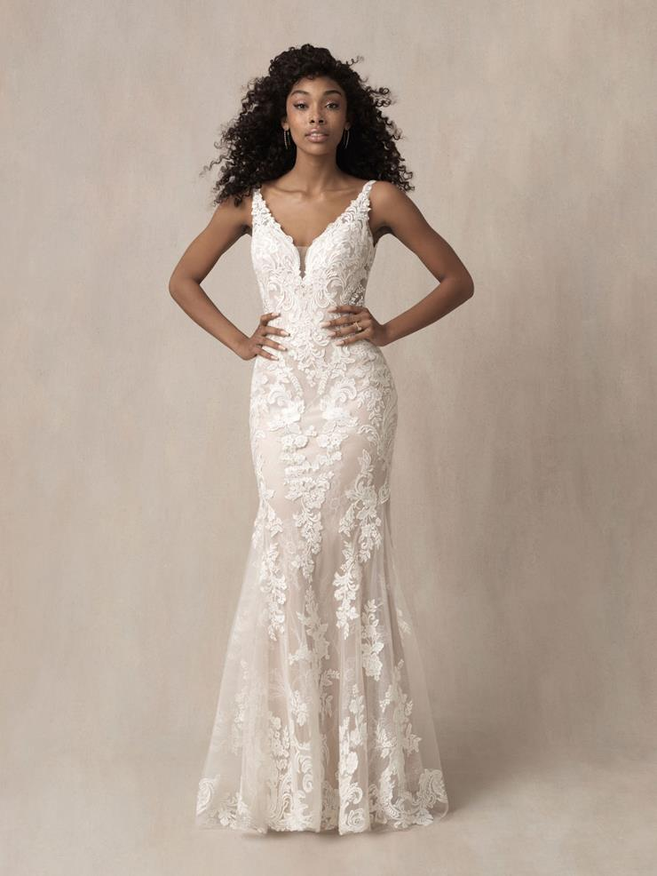 Allure Bridals Style #9854
