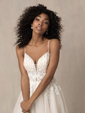 Allure Bridals Style #9855