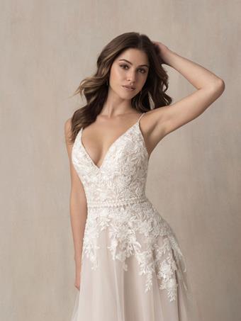 Allure Bridal 9856