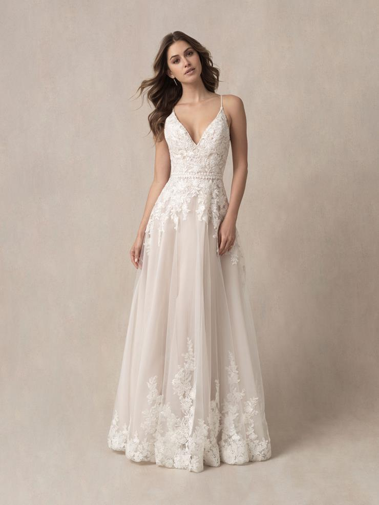 Allure Bridals Style #9856