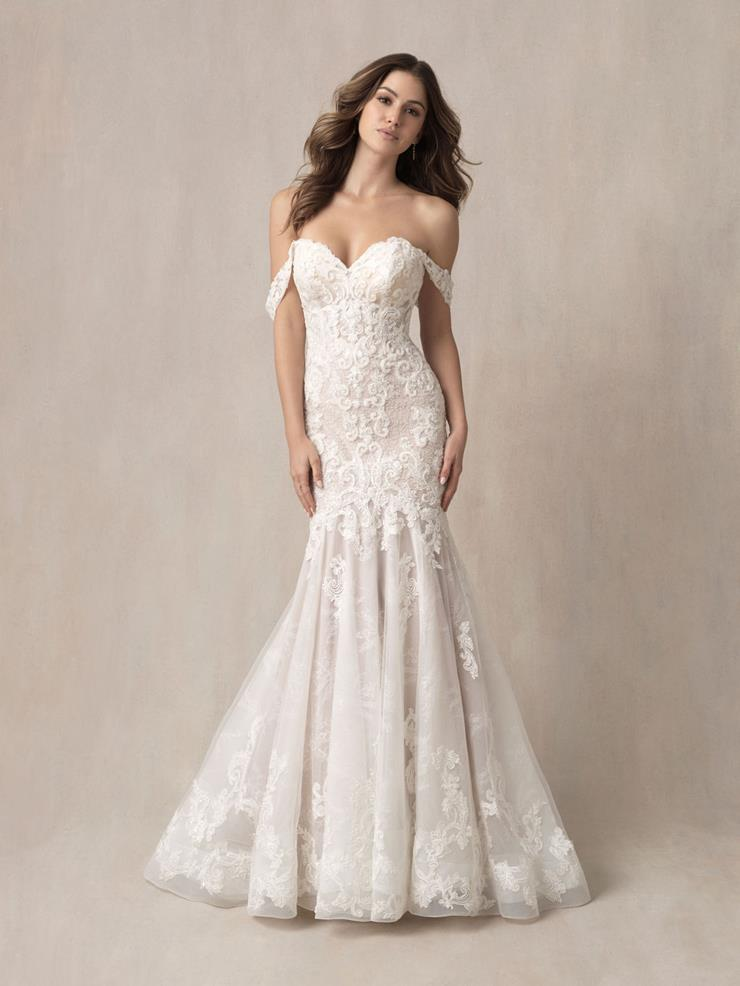 Allure Bridals Style #9857