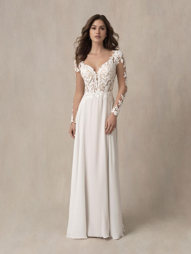 Allure Bridals Style #9858