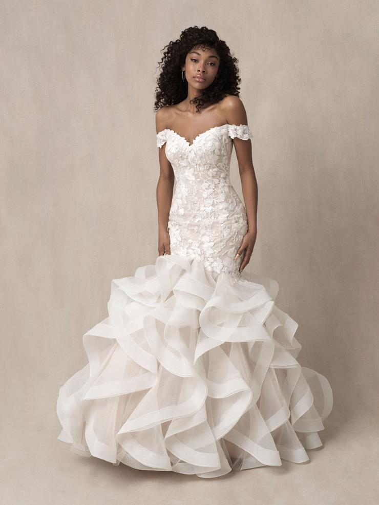 Allure Bridals Style #9859