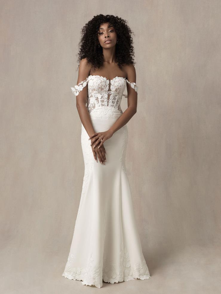 Allure Bridals Style #9860