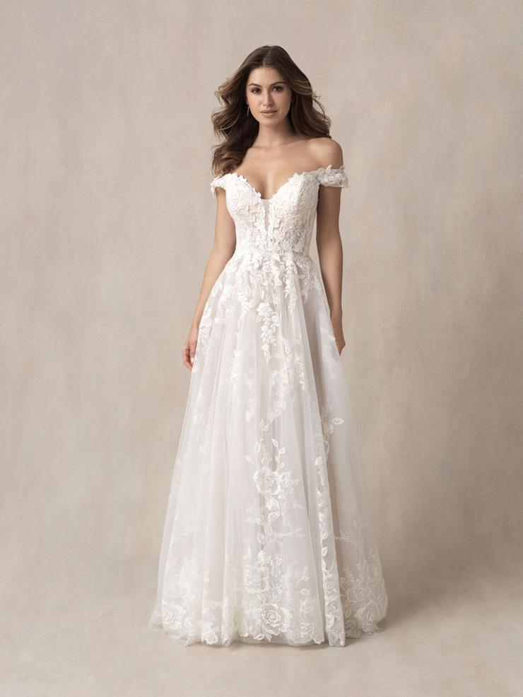 Allure Bridals Style #9861