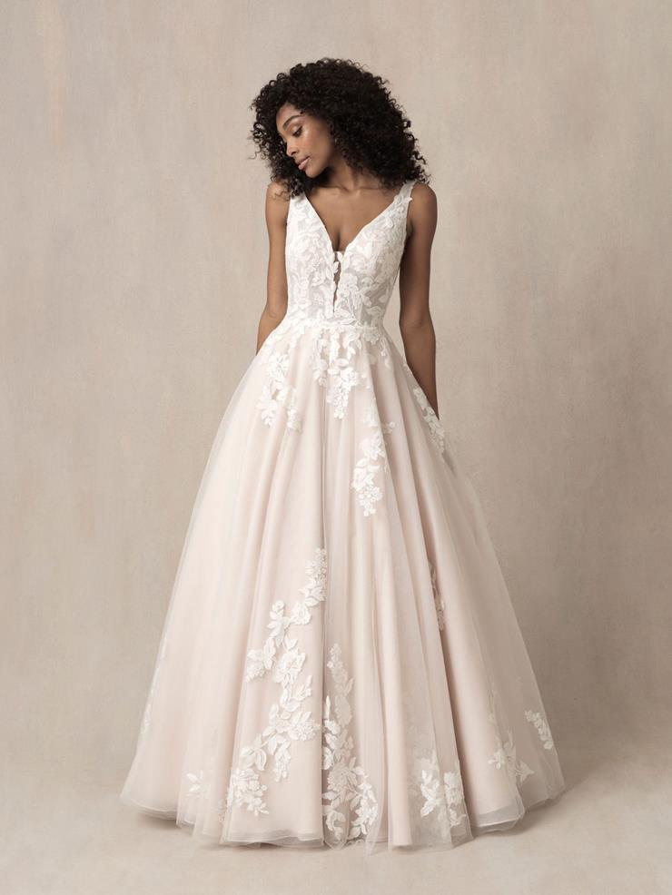 Allure Bridals Style #9864