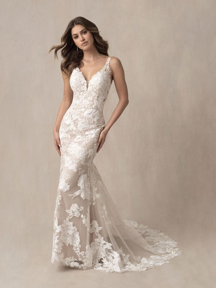 Allure Bridals Style #9865
