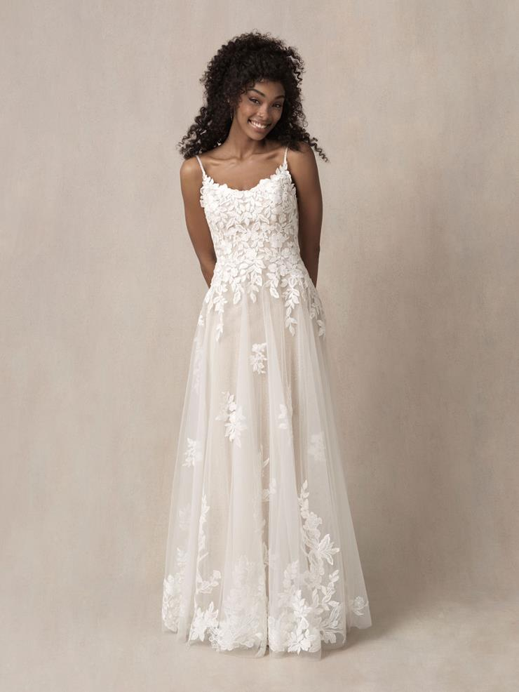 Allure Bridals Style #9866