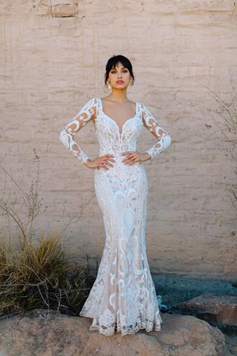 Allure Wilderly Bride Style #F239