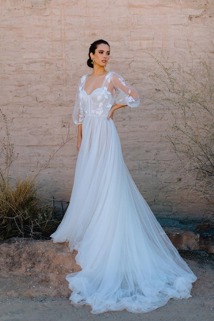 Allure Wilderly Bride Style F235 Image
