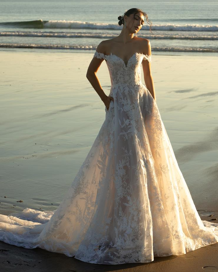 JH Bridal by Jimme Huang Style #BG-101002