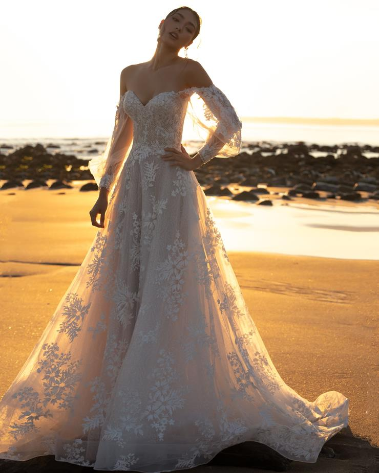 JH Bridal by Jimme Huang Style #BG-101005SL