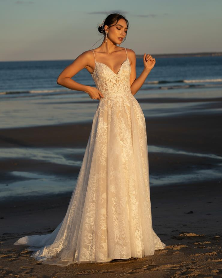 JH Bridal by Jimme Huang Style #BG-101006