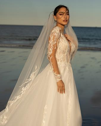 JH Bridal by Jimme Huang Style #BG-101010