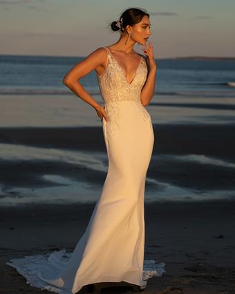JH Bridal by Jimme Huang Style #BG-101013