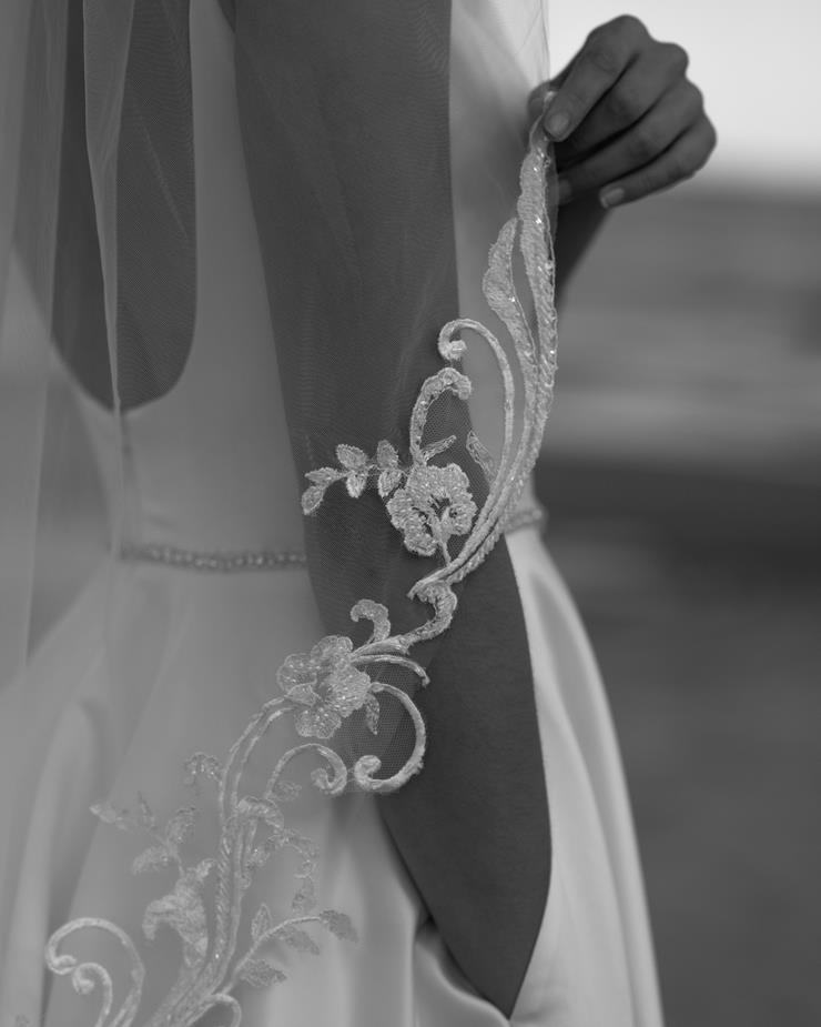 JH Bridal by Jimme Huang Style #VE-101008