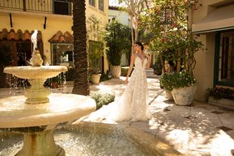 JH Bridal by Jimme Huang Style #BG-101015