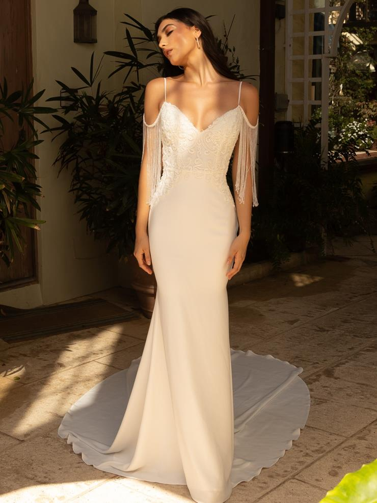 JH Bridal by Jimme Huang Style #BG-101016