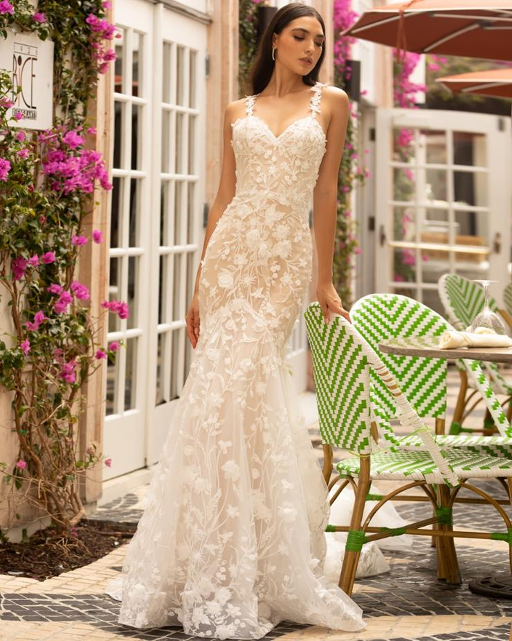 JH Bridal by Jimme Huang Style #BG-101023