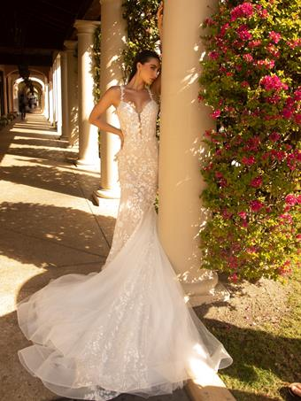 JH Bridal by Jimme Huang Style #BG-101033