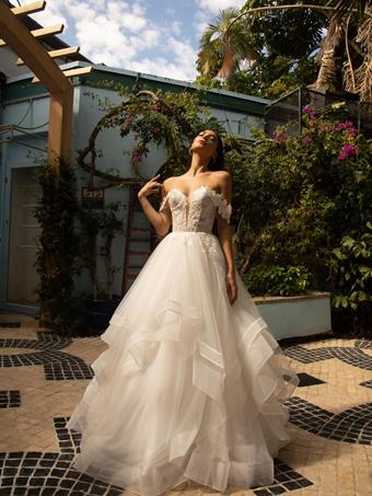 JH Bridal by Jimme Huang Style #BG-101040