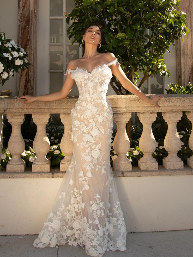 JH Bridal by Jimme Huang Style #BG-101041