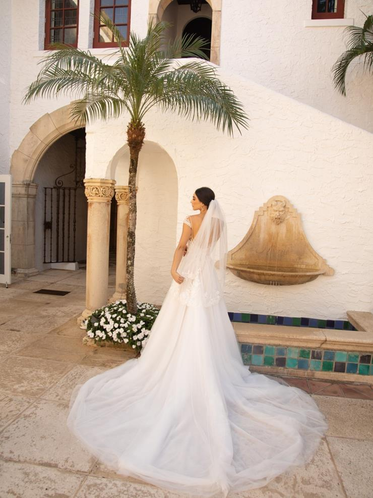 JH Bridal by Jimme Huang Style #VE-101029