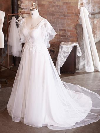 Maggie Sottero Hunterlynn Jacket - Lace And Beading