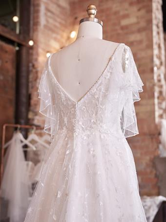 Maggie Sottero Paige Detachable Sleeves