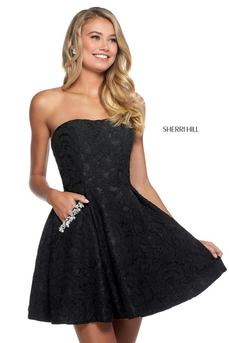 Sherri Hill Style #53002