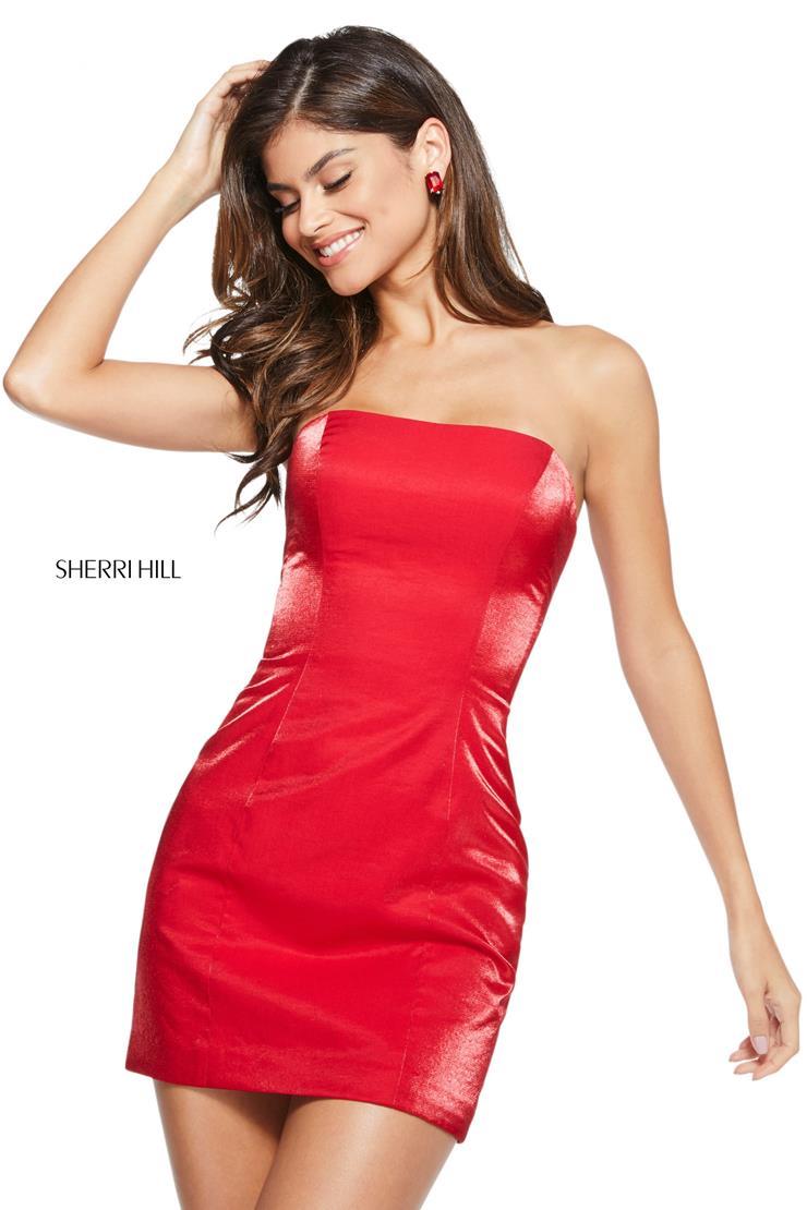 Sherri Hill Style #53087