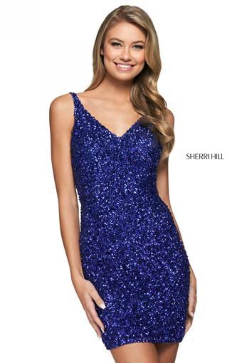 Sherri Hill Style: 53931